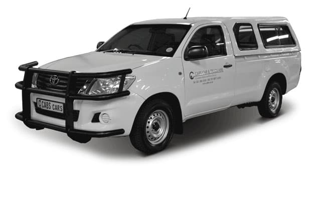 1 TON PETROL BAKKIE LWB or similar STD with Canopy