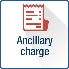 Ancillary Charge - Car Hire South Africa