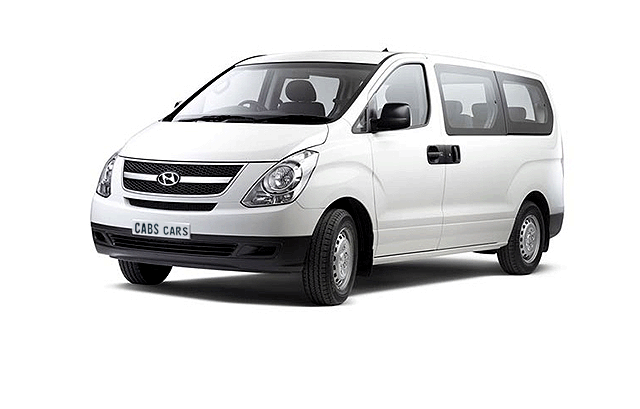 HYUNDAI H1 9 SEATER or similar