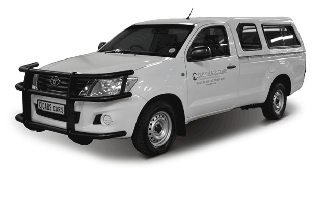 1 TON DIESEL BAKKIE LWB or similar STD with Canopy